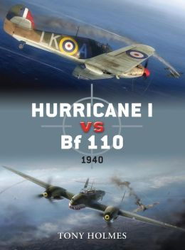 Hurricane I vs Bf 110: 1940