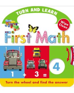 Turn and Learn: First Math