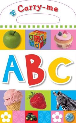 Carry-Me Touch and Learn ABC