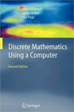 Discrete Mathematics Using a Computer