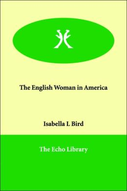 The English Woman in America