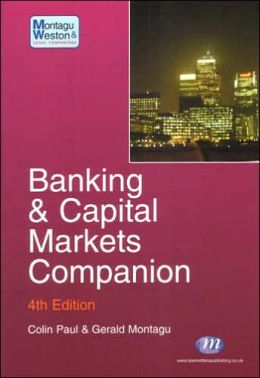 Banking and Capital Markets Companion 2005-2006
