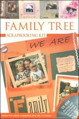 Family Tree Scrapbooking Kit