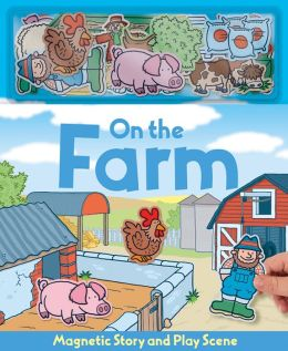 On the Farm: Magnetic Play Scenes