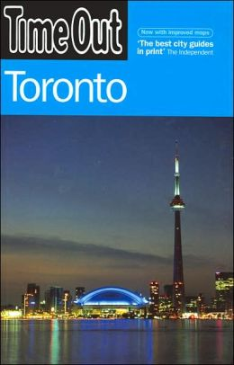 Time Out Toronto (Time Out Guides Series)