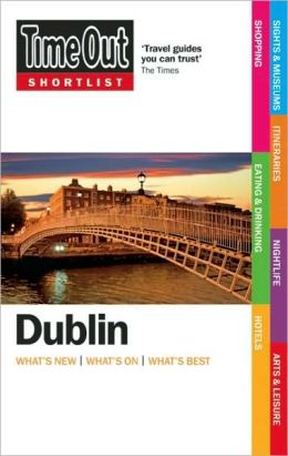 Time Out Shortlist Dublin