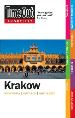 Time Out Shortlist Krakow