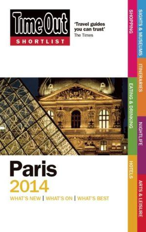 Time Out Shortlist Paris