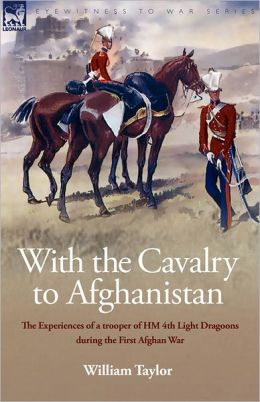 With The Cavalry To Afghanistan