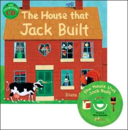 House That Jack Built with CD (Audio)