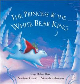 The Princess and the White Bear King W/CD