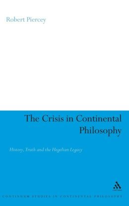 Crisis in Continental Philosophy