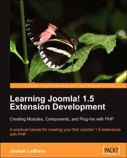 Learning Joomla! Extension Development