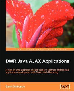 Dwr Java Ajax Applications
