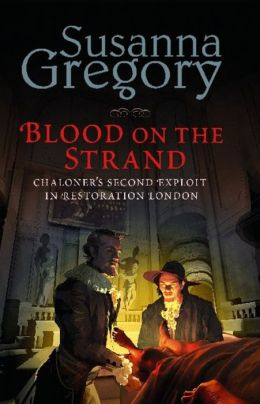 Blood on the Strand (Thomas Chaloner Series #2)