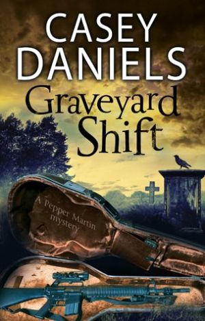 Graveyard Shift: A paranormal mystery
