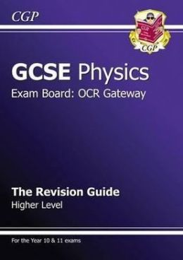 Gcse Physics OCR Gateway Revision Guide