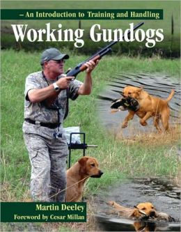 Working Gundogs: An Introduction to Training and Handling