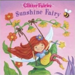 Glitter Fairies- Sunshine Fairy