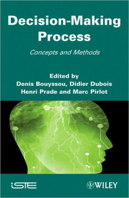 Concepts & Methods of Decision-Making