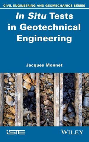 In Situ Tests in Geotechnical Engineering