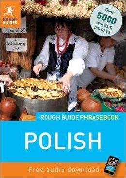 Rough Guide Polish Phrasebook
