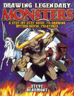 Drawing Legendary Monsters: A Step-by-Step Guide to Drawing Mythological Monsters