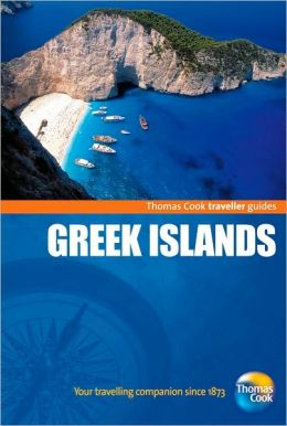Traveller Guides Greek Islands, 4th