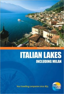 Traveller Guides Italian Lakes inc Milan, 4th