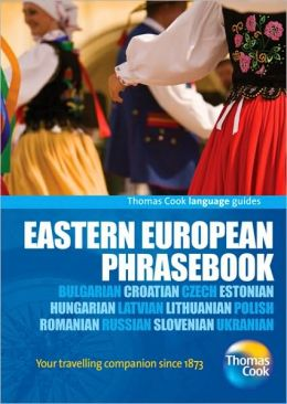 Eastern European Phrasebook: 12 Languages
