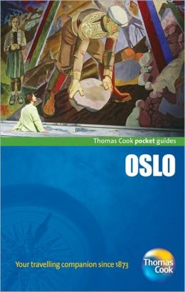 pocket guides Oslo, 4th: Compact and practical pocket guides for sun seekers and city breakers