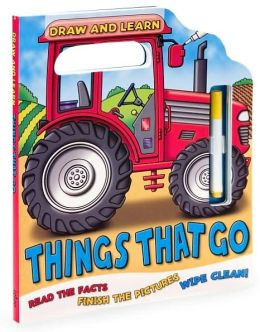Draw and Learn: Things That Go