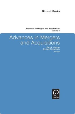 Advances in Mergers and Acquistions