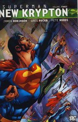 New Krypton Volume 3.
