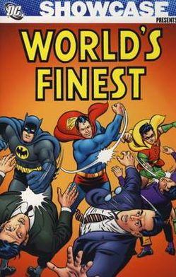 Showcase Presents World's Finest