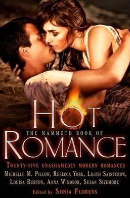 Mammoth Book of Hot Romance