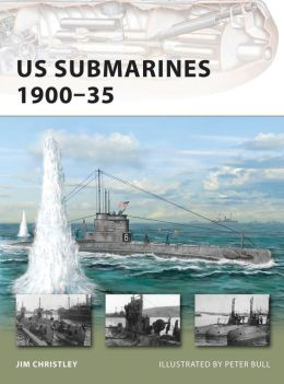 US Submarines 1900-35: US Submarines 1900-35