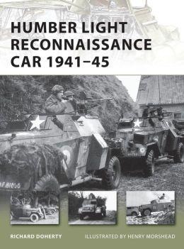 Humber Light Reconnaissance Car 1941-45