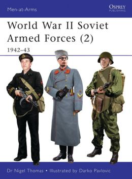 World War II Soviet Armed Forces (2): 1942-43