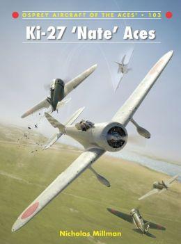 Ki-27 Nate Aces