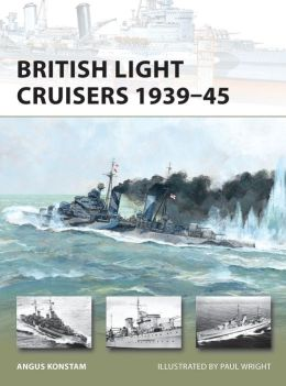 British Light Cruisers 1939-45