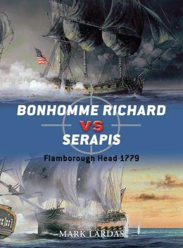 Bonhomme Richard vs Serapis: Flamborough Head 1779