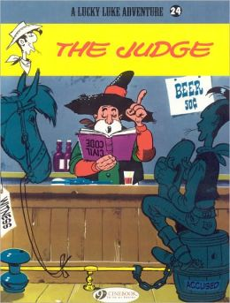 The Judge (Lucky Luke Adventure Series #24)