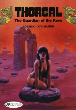 The Guardian of the Keys: Thorgal Vol. 9