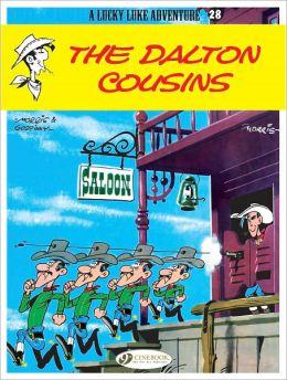 The Dalton Cousins (Lucky Luke Adventure Series #28)