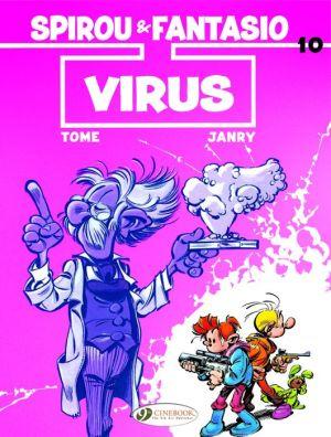 Virus: Spirou & Fantasio