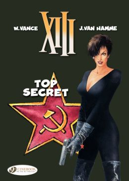 XIII (english version) - tome 13 - Top Secret