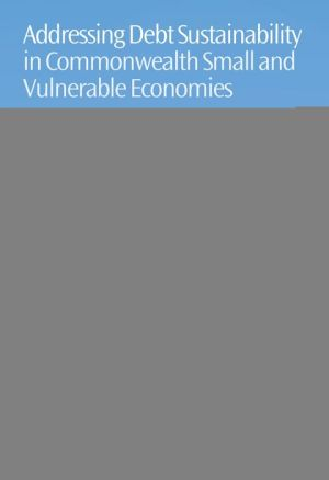 Addressing Debt Sustainability in Commonwealth Small and Vulnerable Economies