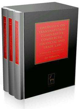 Dalhuisen's Transnational Comparative, Commercial, Financial and Trade Law
