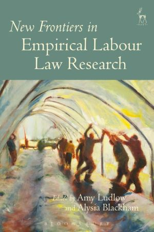 New Frontiers of Empirical Labour Law Research
